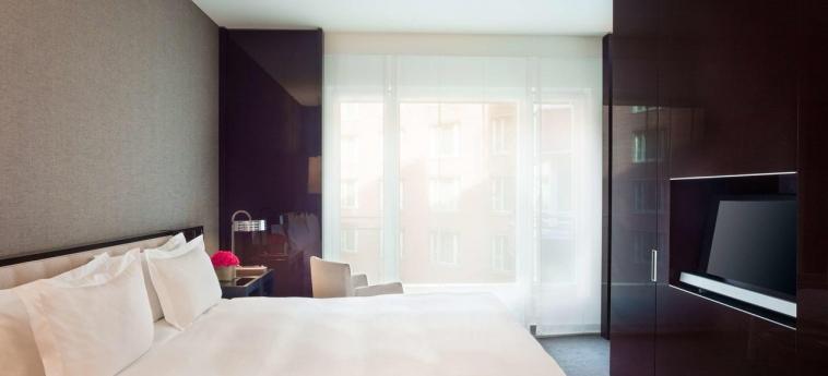 Hotel Grand Hyatt Berlin: Camera Matrimoniale/Doppia BERLINO