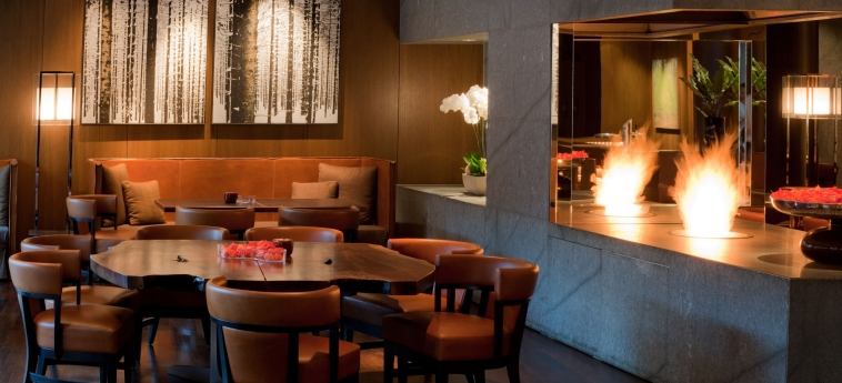 Hotel Grand Hyatt Berlin: Lounge Bar BERLINO