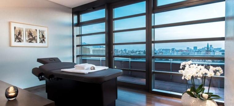 Hotel Grand Hyatt Berlin: Vista BERLINO