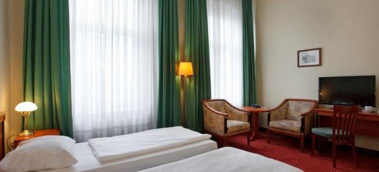 Azimut Hotel Kurfuerstendamm Berlin: Camera Matrimoniale/Doppia BERLINO