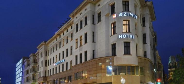 Azimut Hotel Kurfuerstendamm Berlin: Esterno BERLINO