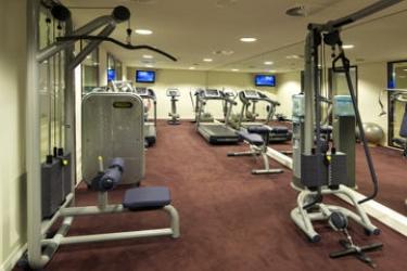 Adina Apartment Hotel Berlin Checkpoint Charlie: Centro Fitness BERLINO
