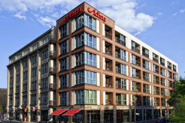 Adina Apartment Hotel Berlin Checkpoint Charlie: Esterno BERLINO