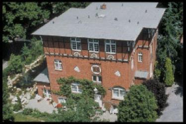 Villa Toscana Hotel & Apartments: Esterno BERLINO