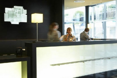 Hotel Holiday Inn Bern Westside: Lobby BERNE