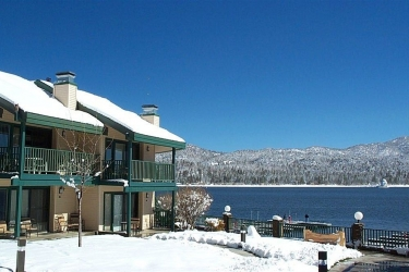 Hotel Lagonita Lodge: Détails propriété BIG BEAR LAKE (CA)