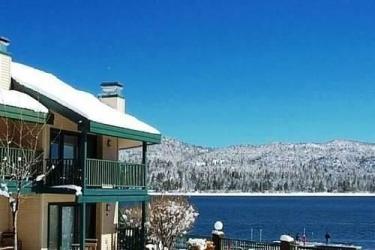 Hotel Lagonita Lodge: Extérieur BIG BEAR LAKE (CA)