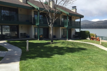Hotel Lagonita Lodge: Photo descriptive BIG BEAR LAKE (CA)
