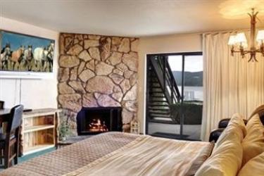 Hotel Marina Resort: Bains Turcs BIG BEAR LAKE (CA)