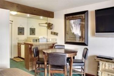 Hotel Marina Resort: Buffet BIG BEAR LAKE (CA)