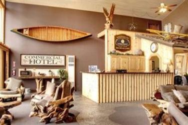 Hotel Marina Resort: Dining Area BIG BEAR LAKE (CA)