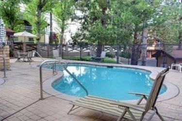 Hotel Marina Resort: Discothèque BIG BEAR LAKE (CA)