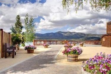 Hotel Marina Resort: Economy Room BIG BEAR LAKE (CA)