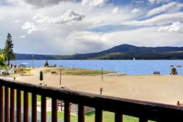 Hotel Marina Resort: Executive Junior Suite Room BIG BEAR LAKE (CA)