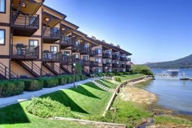 Hotel Marina Resort: Salle de Congres BIG BEAR LAKE (CA)
