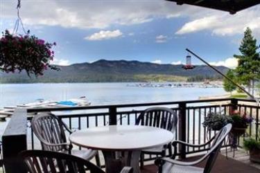 Hotel Marina Resort: Standard Room BIG BEAR LAKE (CA)