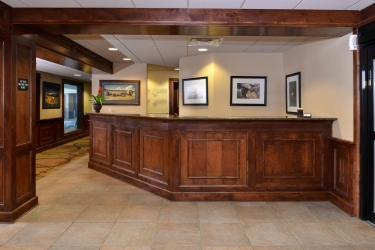 Hotel The Lodge At Big Sky: Check in /check out Kiosk BIG SKY (MT)