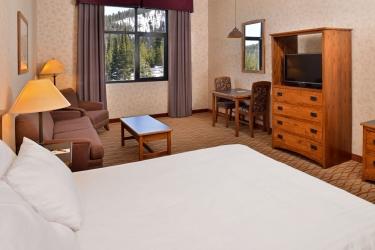 Hotel The Lodge At Big Sky: Gästezimmeransicht BIG SKY (MT)