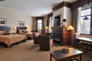 Hotel The Lodge At Big Sky: Gastzimmer Blick BIG SKY (MT)