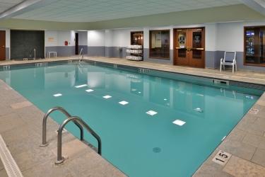 Hotel The Lodge At Big Sky: Innenschwimmbad BIG SKY (MT)
