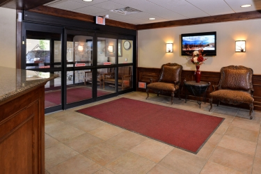 Hotel The Lodge At Big Sky: Lobby BIG SKY (MT)