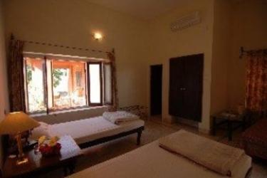 Hotel Marudyan Resort: Schlafzimmer BIKANER
