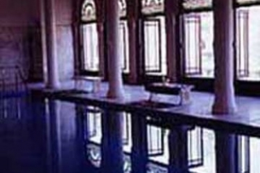 Hotel Lallgarh Palace: Swimming Pool BIKANER
