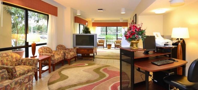 Hotel Best Western Plus Oak Manor: Lobby BILOXI (MS)