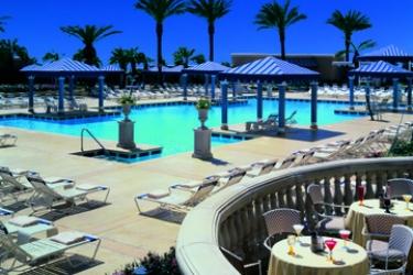 Hotel Beau Rivage Resort & Casino: Außenschwimmbad BILOXI (MS)