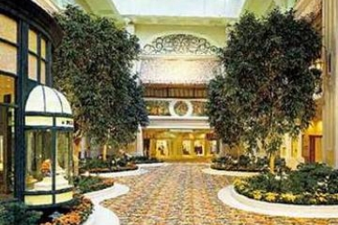 Hotel Beau Rivage Resort & Casino: Lobby BILOXI (MS)