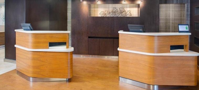 Hotel Courtyard Birmingham Homewood: Lobby BIRMINGHAM (AL)