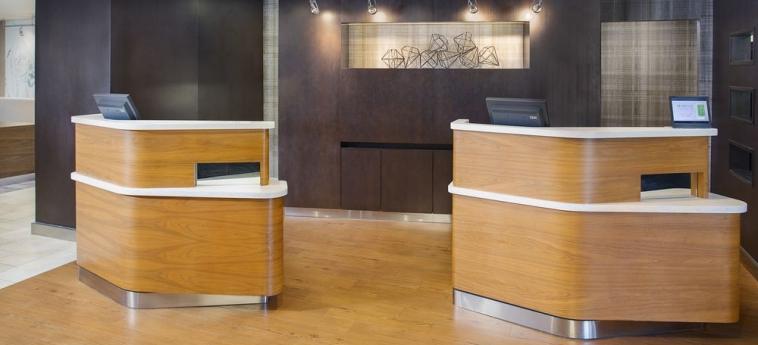Hotel Courtyard Birmingham Homewood: Quiosco de check in y check out BIRMINGHAM (AL)
