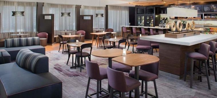 Hotel Courtyard Birmingham Homewood: Hotelbar BIRMINGHAM (AL)