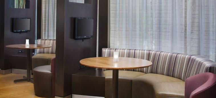 Hotel Courtyard Birmingham Homewood: Essen BIRMINGHAM (AL)