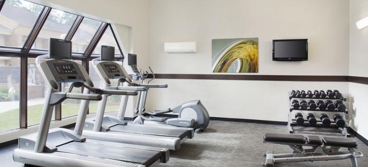 Hotel Courtyard Birmingham Homewood: Fitnessraum BIRMINGHAM (AL)