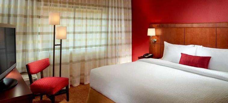 Hotel Courtyard Birmingham Homewood: Gastzimmer Blick BIRMINGHAM (AL)