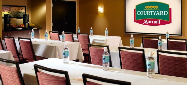 Hotel Courtyard Birmingham Homewood: Konferenzraum BIRMINGHAM (AL)