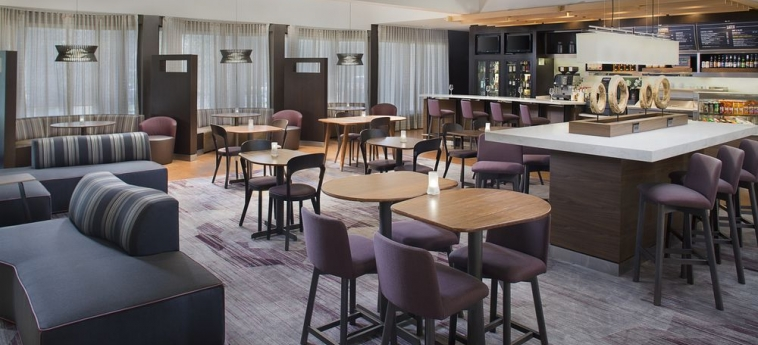 Hotel Courtyard Birmingham Homewood: Lounge BIRMINGHAM (AL)