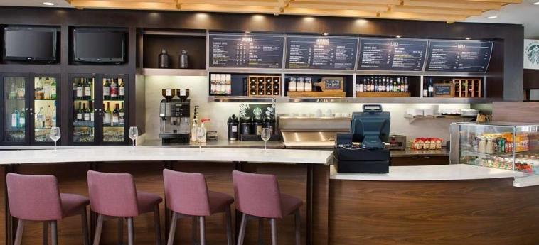 Hotel Courtyard Birmingham Homewood: Hotel bar BIRMINGHAM (AL)