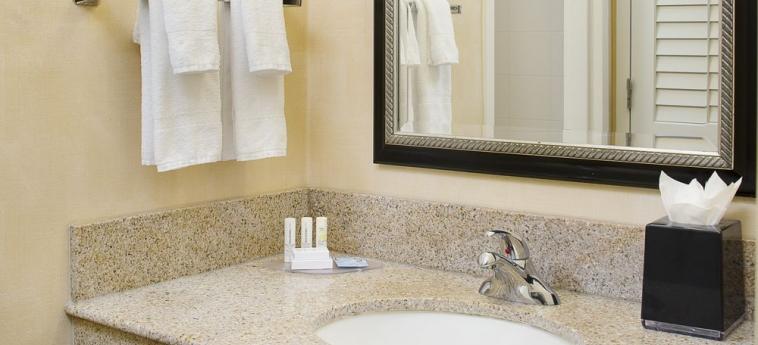 Hotel Courtyard Birmingham Homewood: Bathroom BIRMINGHAM (AL)