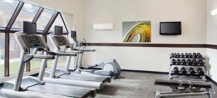 Hotel Courtyard Birmingham Homewood: Fitness facility BIRMINGHAM (AL)