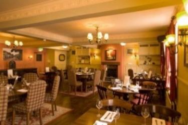 Hotel Coleshill: Restaurant BIRMINGHAM