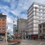 Hotel Travelodge Birmingham Central Broad Street