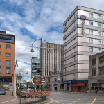 Hotel Travelodge Birmingham Central Broad Street