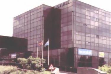 Hotel Novotel Birmingham Centre: Außen BIRMINGHAM