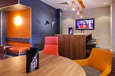 Hotel Novotel Birmingham Centre: Bar BIRMINGHAM