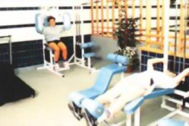 Hotel Novotel Birmingham Centre: Fitnesscenter BIRMINGHAM