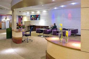 Hotel Novotel Birmingham Centre: Lobby BIRMINGHAM