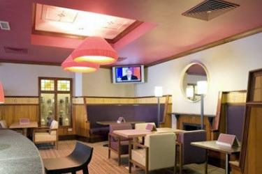 Hotel Novotel Birmingham Centre: Lounge Bar BIRMINGHAM