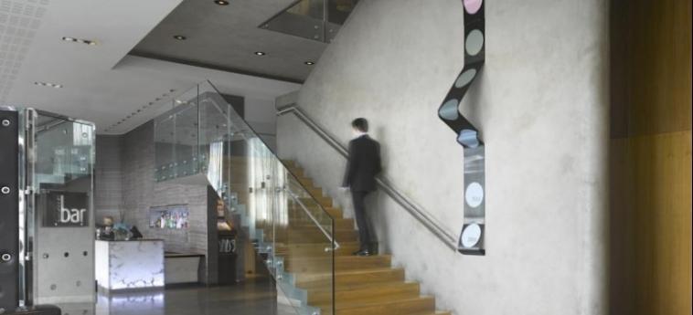 Hotel Radisson Blu Birmingham: Detalle BIRMINGHAM